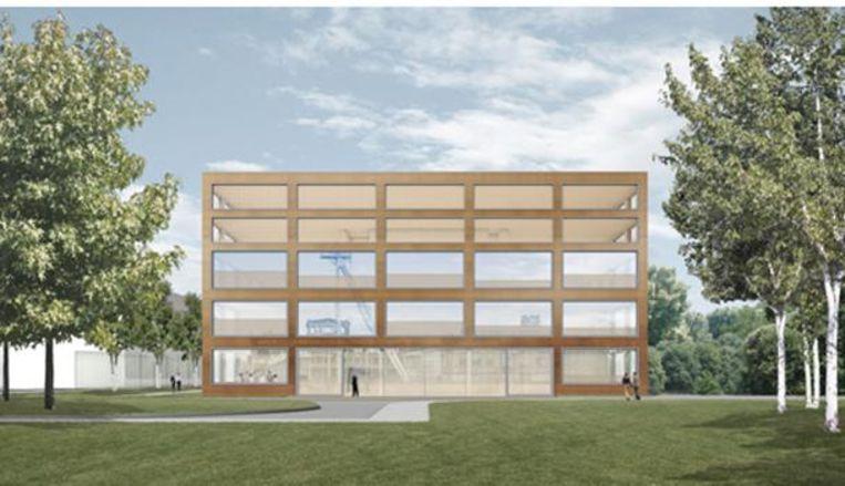 Atelier Kempe Thill & Architecten Groep III