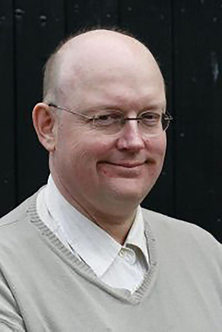 Ron Smit van de Basisinkomen Partij Beeld -