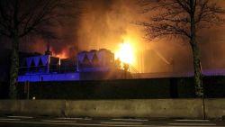 Brand bij Grandeco: aanzienlijke schade maar geen slachtoffers