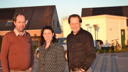 Nieuw fietspad in Beernem- en Scherpestraat in 2020