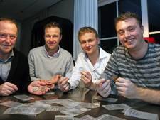 Rouveners doen gouden vondst van 99 munten