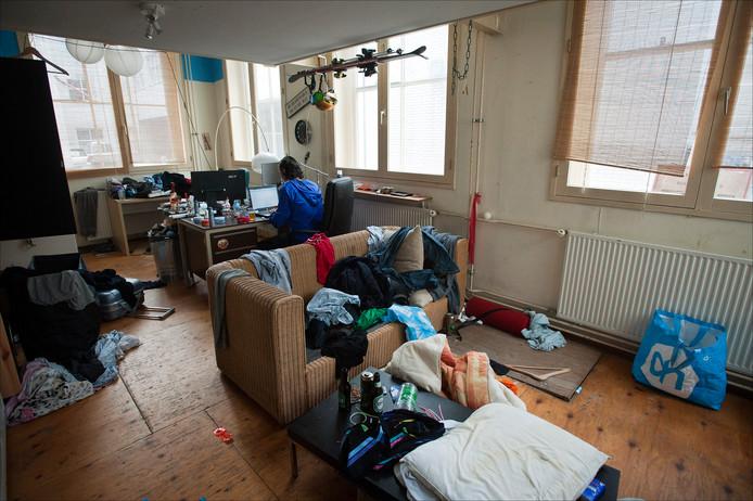 Utrecht kampt met een groeiend tekort aan studentenkamers.