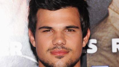 Twilight-ster Talyor Lautner is kapot van verdriet