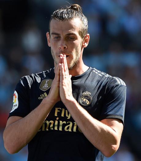 Real na rood Modric met de schrik vrij, Bale bewijst waarde