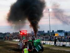 Twintigste editie Tractorpulling Oudenbosch is haast perfect festival
