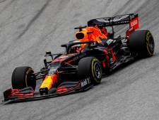 Hamilton wederom het snelst, Max achtste met beschadigde voorvleugel