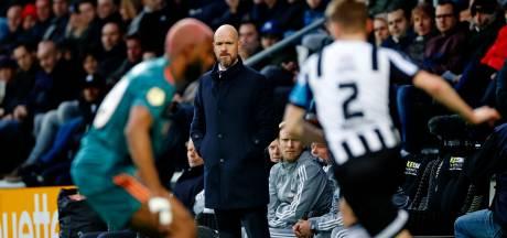 Ajax wil stoppen met het seizoen
