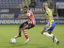 Spartaan Deroy Duarte mist Vitesse-uit vanwege corona