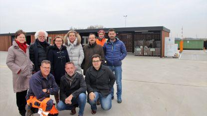 Inwoners Wortegem-Petegem kunnen vanaf woensdag terecht in nieuw recyclagepark