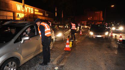 Vijf bestuurders onder invloed tijdens Verkeersveilige Nacht