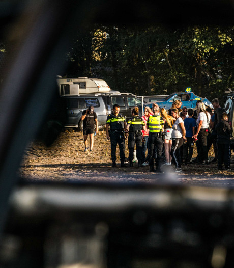 Organisatie Autocross Leende verslagen na opzettelijke aanrijding: 'Dit had nog veel erger kunnen aflopen'