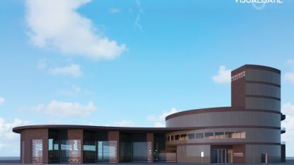 """Stad onthult plannen nieuwe brandweerkazerne aan Hoedhaar: """"Opening voorzien voor 2021"""""""