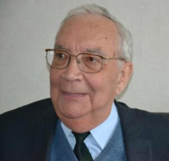 Priester André Pereboom werd 82 jaar oud.
