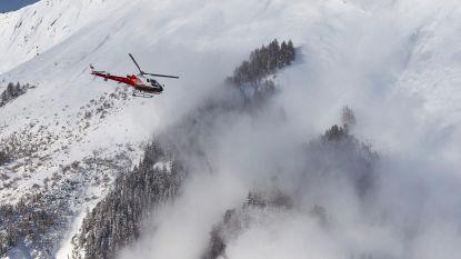 Vier mensen meegesleurd door lawine in Zwitserse Arolla