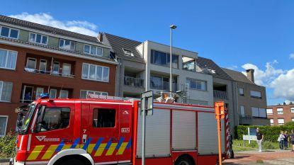 Keukenbrand maakt appartement onbewoonbaar