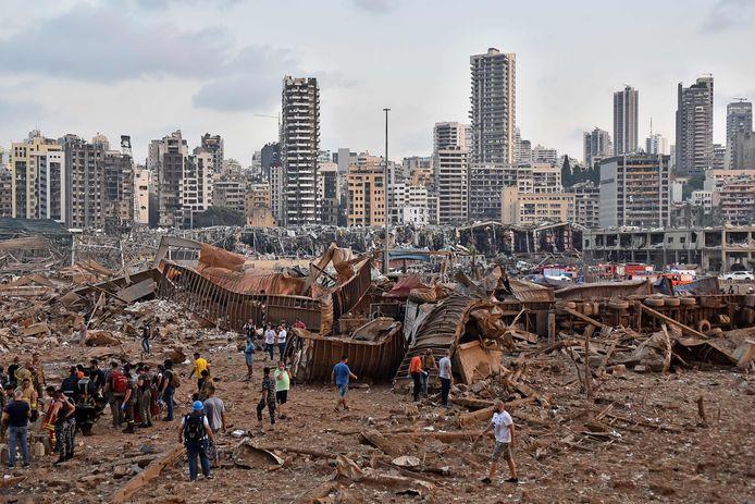 """Marcel van der Steen: ,,De stad ligt in puin, Libanezen zijn boos. Die verhalen probeer ik te vertellen."""""""