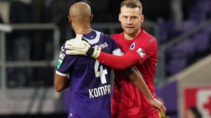 Sporta richt spelersraad op: Kompany, Mignolet, Odjidja en co willen stem in beleid Belgisch voetbal