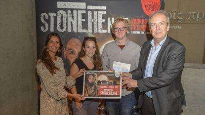 Jonas wint wedstrijd Gallo-Romeins Museum en mag naar Stonehenge