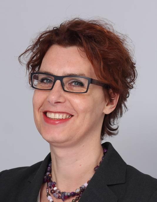 Michelle van Doorn, lijsttrekker van de Partij voor Dieren.