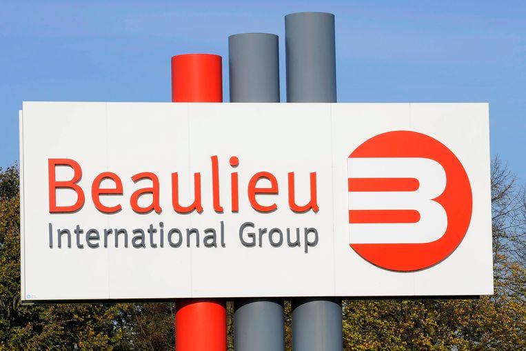 Het logo van de Beaulieu International Group.