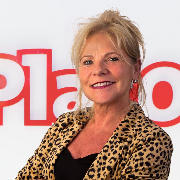 Annemie Martens van PlatOO.