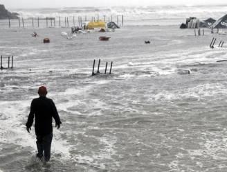 Orkaan Ernesto bereikt opnieuw vasteland van Mexico