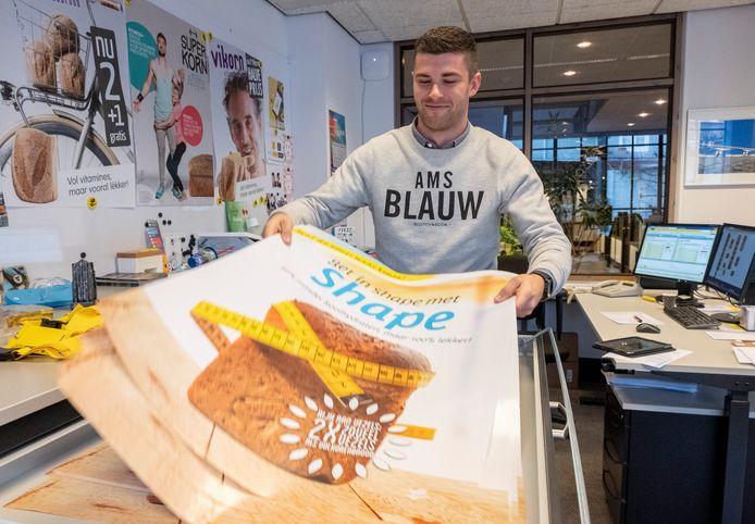 """Tom Blomaard: ,,We denken mee hoe de bakker nog succesvoller kan zijn."""""""