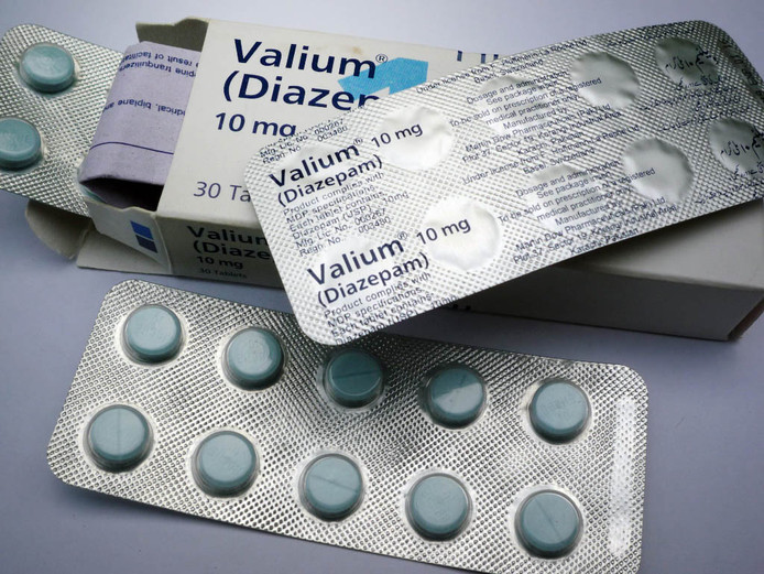 Afbeelding ter illustratie: Valium - Diazepam