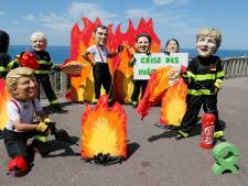 Les protestations battent leur plein en France à l'approche du G7