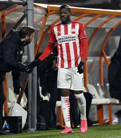 PSV heeft personele problemen voor duel met RKC, meerdere spelers niet inzetbaar of onzeker
