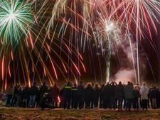 Aanvragen voor vuurwerkshow in Bruchem en Poederoijen