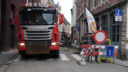 100 miljoen euro voor openbare werken in Leuven. Deze straten en pleinen krijgen een opfrisbeurt