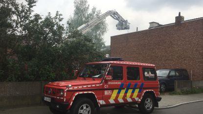 VIDEO. Al zes jaar een 'gevaarlijke speeltuin': uitslaande brand in leegstaande gebouwen op Inofer-site