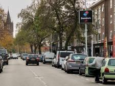 Oppassen op kruising Heezerweg-Akebiaweg in Eindhoven