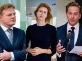 CDA-lijsttrekkers in debat: Omtzigt omarmt rol van outsider en prijst Hoekstra
