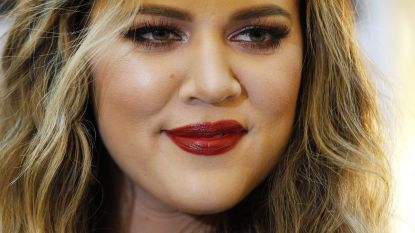 Khloé Kardashian is advies over haar relatie zat