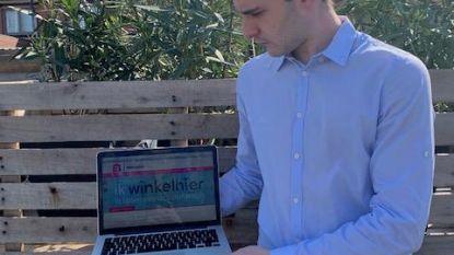 Deinze Winkelstad promoot handelaars via online platform