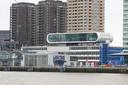 De Cruise Terminal Rotterdam. 'Alle afspraken gaan mee naar volgend jaar'.