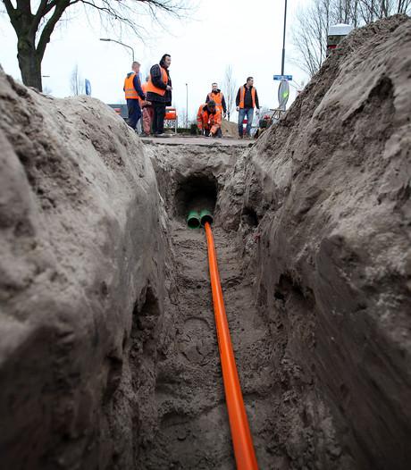 Geen financiële compensatie voor maatwerkadressen glasvezel Hof van Twente