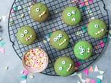 Eerste Hulp bij Kindertraktaties: monstercupcakes