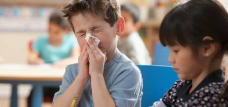 Amersfoortse scholen bezorgd over kinderen met snotneus in de klas: 'Dit is een knelpunt'