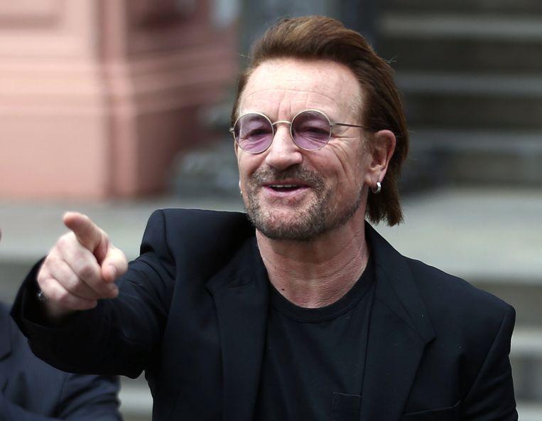 """Bono zei vandaag aan de BBC: """"Ik neem dit soort zaken heel ernstig."""""""