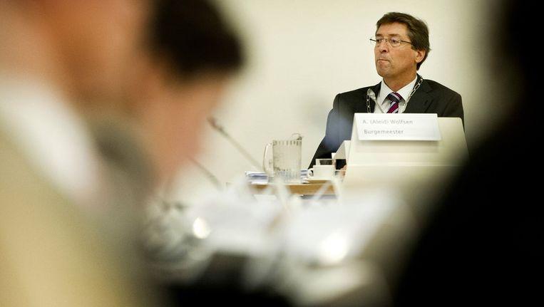 Burgemeester Wolfsen van Utrecht. Beeld ANP