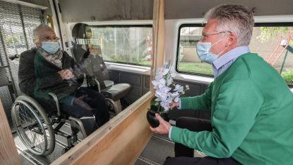 Van ode door schlagerzanger tot raambezoek op corona-afdeling: zo willen rusthuizen onze oma's toch fijne Moederdag geven