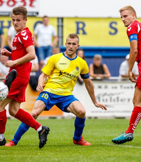 Staphorst zet in Purmerend een monsterscore neer: 2-8