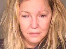 Heather Locklear échappe de peu à la prison