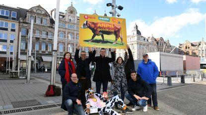 """N-VA voert actie tegen 'boetevalstrikken': """"Grotere cashkoe dan Vrijdagmarkt in Gent"""""""