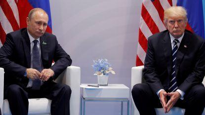"""Rusland noemt nieuwe Amerikaanse sancties """"absurd"""" en dreigt met tegenmaatregelen"""