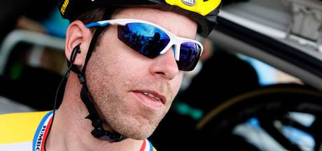 Tankink: 'Combi fietsen en hoesten pijnlijke bezigheid'