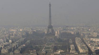 Oude vervuilende wagens vanaf juli niet meer welkom in Parijs